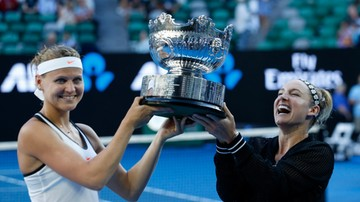 2017-01-27 Australian Open: Czwarty wielkoszlemowy tytuł Safarovej i Mattek-Sands w deblu