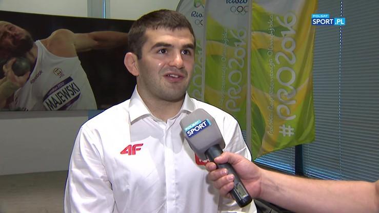Gadżijew: Jadę do Rio, jak na zwykłe zawody