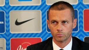 Kongres UEFA - Aleksander Ceferin nowym prezydentem