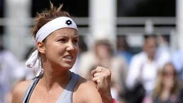 2015-09-20 WTA w Quebec: Kania w finale debla!