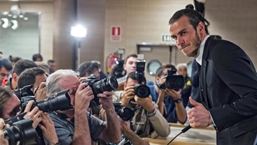 31-10-2016 19:50 W tydzień ma zarabiać 1,68 mln zł. Bale najlepiej opłacanym piłkarzem świata wg mediów