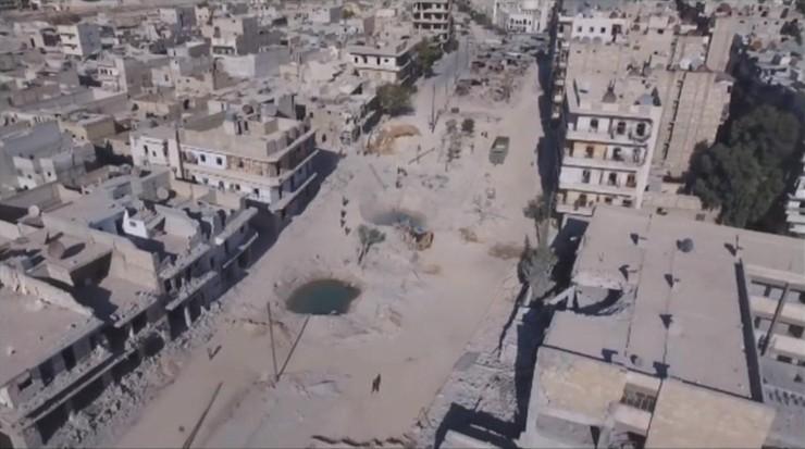 Aleppo wraca do życia, ale potrzebuje pomocy