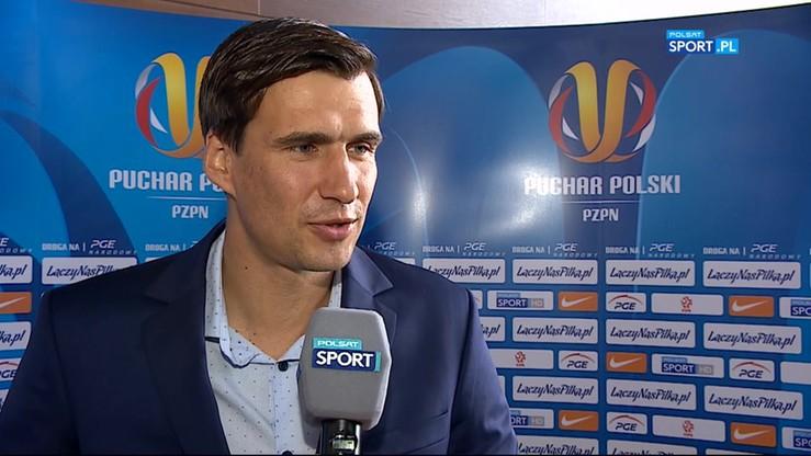 Bieniuk: Lechia jest tak mocna, że może zdobyć Puchar Polski
