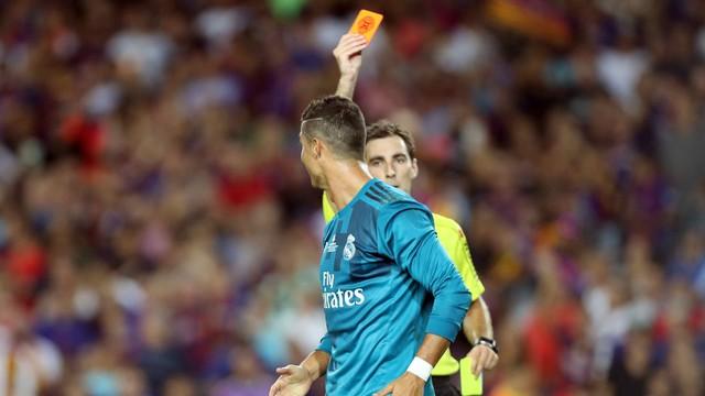 Trener Zinedine Zidane chce anulowania kary Ronaldo