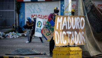 """31-07-2017 22:45 """"Kpina z narodu"""". Prokurator generalna Wenezueli nie uznała wyborów"""