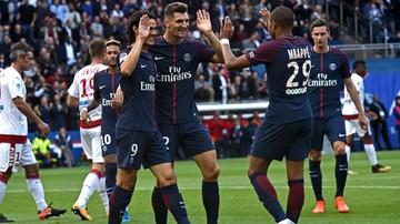2017-10-05 Ligue 1:  PSG chce się pozbyć swojej gwiazdy!