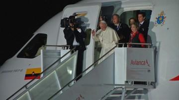 11-09-2017 05:38 Na zakończenie wizyty w Kolumbii papież apelował o trwały pokój i pojednanie