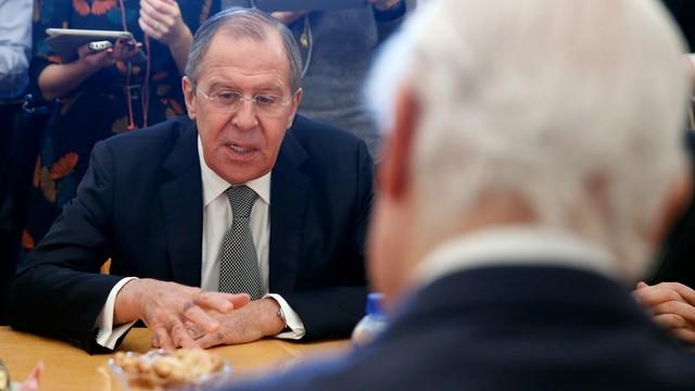 Ławrow: Rosja gotowa do rozmów o redukcji broni jądrowej