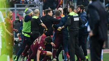 2016-12-04 AS Roma górą w derbach Rzymu, Linetty z asystą i trójka Skorupskiego