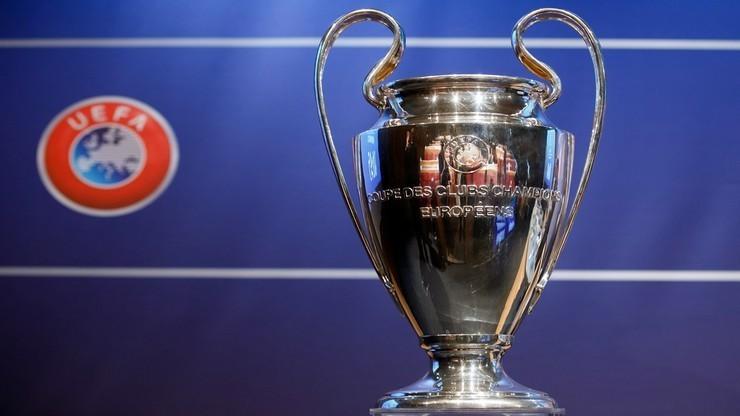 2017-12-11 Losowanie 1/8 finału Ligi Mistrzów: Relacja na żywo