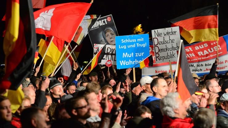 Ostrzeżenie przed zamachami w Niemczech