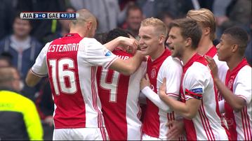 2017-05-07 Eredivisie: Potknięcie Feyenoordu, Ajax w grze o mistrzostwo! (WIDEO)