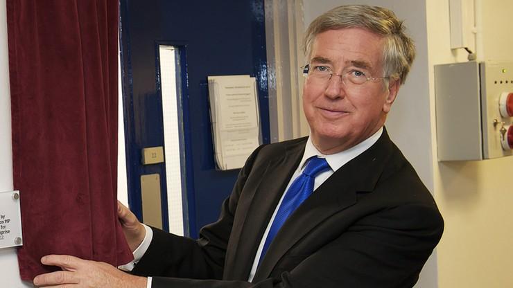 Brytyjski minister obrony: chcemy obecności sił NATO w Europie Wschodniej
