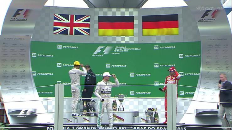 F1: Konferencja po GP Brazylii