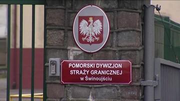 Strzały w Świnoujściu. Z parkingu Straży Granicznej skradziono samochód wart ok. pół miliona zł
