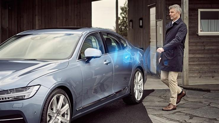 Pierwszy samochód bez kluczyka – na rynku w przyszłym roku