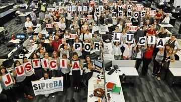 19-10-2016 21:38 Argentyna: czarne protesty przeciw przemocy wobec kobiet po zabójstwie 16-latki