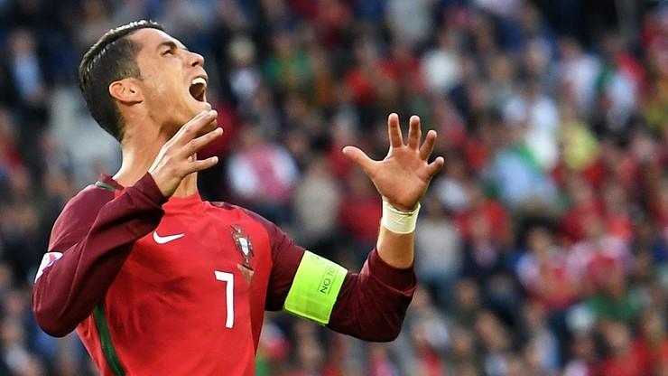 Cristiano Ronaldo wyrównał rekord! Dogonił Thurama i van der Sara