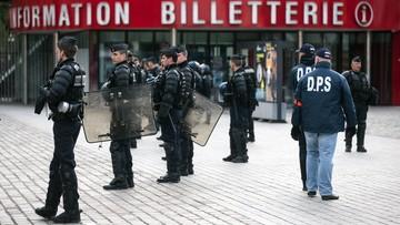 18-04-2017 13:16 Aresztowano podejrzanych o planowanie zamachu przed wyborami we Francji