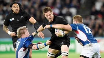 2015-10-16 Puchar Świata w Rugby: Nowa Zelandia - Francja. Transmisja na Polsatsport.pl