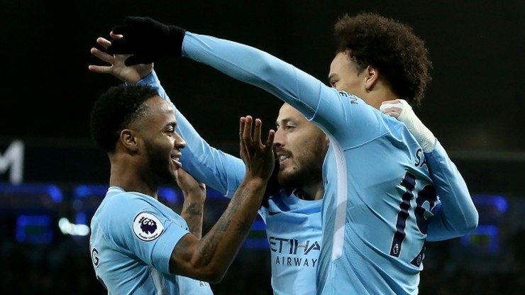 Gorzki wieczór Polaków! Pewny triumf Manchesteru City