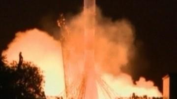 Rosyjska rakieta w drodze na Międzynarodową Stację Kosmiczną. Zawiezie żywność i zaopatrzenie
