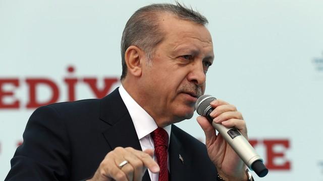 Erdogan: członkostwo w UE strategicznym celem Turcji