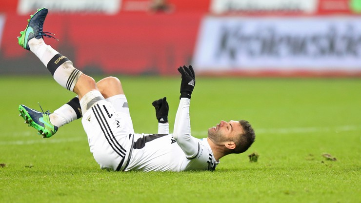 Nikolić: Żałuję, że nie zagram w meczach reprezentacji