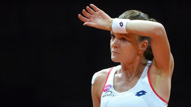 WTA Toronto: porażka Radwańskiej w ćwierćfinale