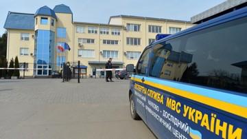 SBU o współpracy z polskimi ekspertami ws. ostrzału konsulatu w Łucku