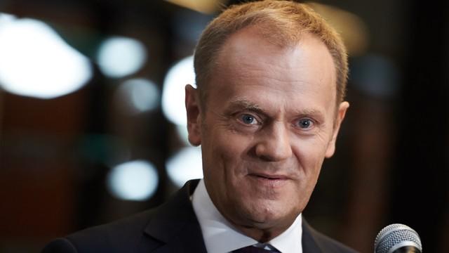 Tusk: najważniejszym tematem jutrzejszego szczytu będzie ochrona granic