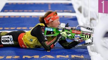 2017-03-04 PŚ w biathlonie: Bieg na dochodzenie kobiet. Transmisja w Polsacie Sport Extra