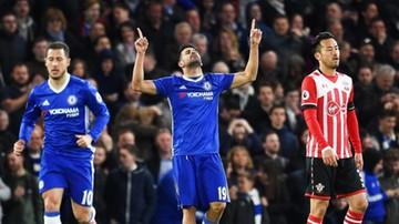 2017-04-25 Chelsea coraz bliżej mistrzostwa! Święci polegli na Stamford Bridge