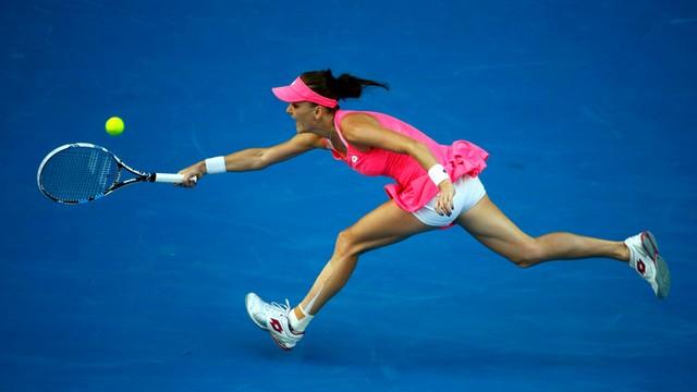 Australian Open - Agnieszka Radwańska awansowała do ćwierćfinału