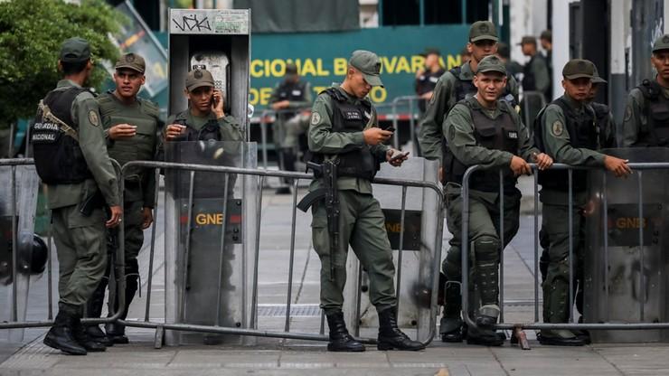 Siedziba Prokuratury Generalnej w Wenezueli oblężona przez żandarmerię