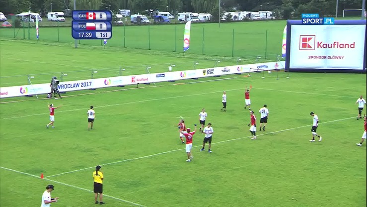 2017-07-21 Historyczny pierwszy punkt Polaków na The World Games 2017
