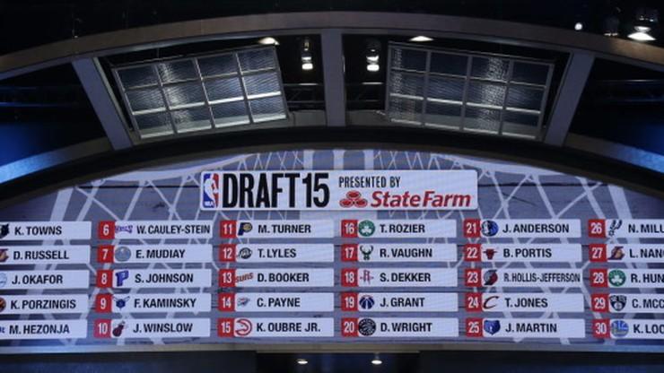 Garczarczyk z USA o NBA Draft 2015. Zobacz kto wygrał, a kto przegrał!