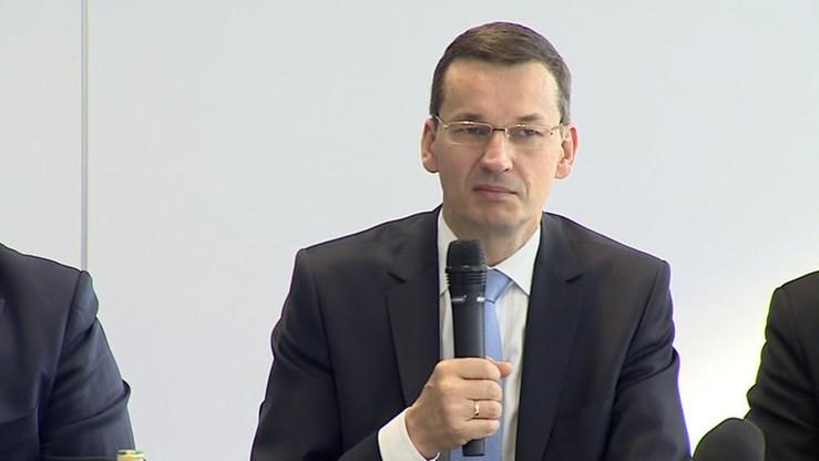 Morawiecki o CETA: skorzystamy na handlu, zastrzeżenia budzi arbitraż
