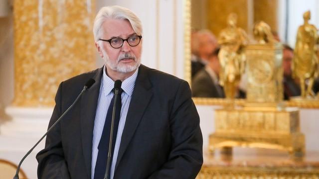 Waszczykowski: Pozostanie Merkel na stanowisku szefa rządu najkorzystniejsze dla Polski