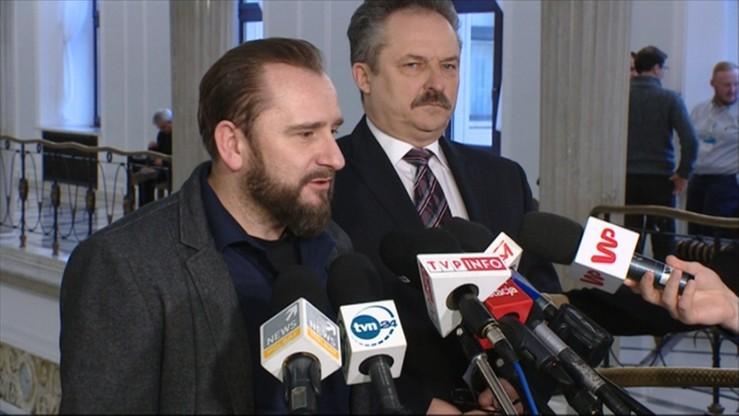 Liroy-Marzec pisze do Ziobry. Chce śledztwa ws. rozmów Grasia z Kulczykiem