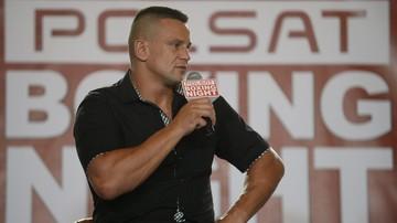 2015-09-08 Nowy rywal Rekowskiego na Polsat Boxing Night!
