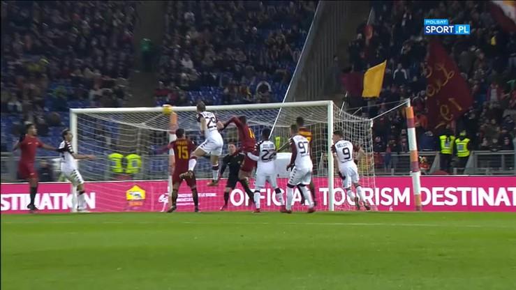 AS Roma - Torino 1:2. Skrót meczu
