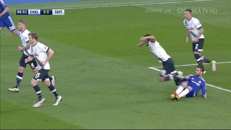 Rekordowo żółte derby Londynu. Sfrustrowani piłkarze Tottenhamu przekroczyli granicę ostrej walki