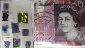 CBŚP zlikwidowało drukarnię fałszywych pieniędzy
