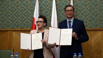 24-08-2016 14:26 MEN i IPN będą współpracować przy nauczaniu najnowszej historii Polski