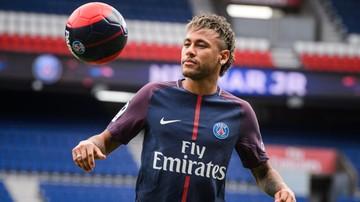 2017-08-10 Neymar może jeszcze poczekać na debiut w PSG