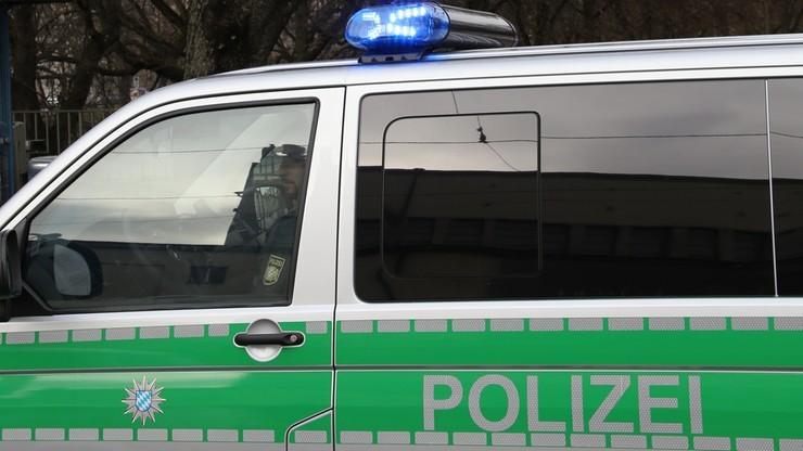 Wypadek polskiego mikrobusa w Niemczech. 6 osób rannych