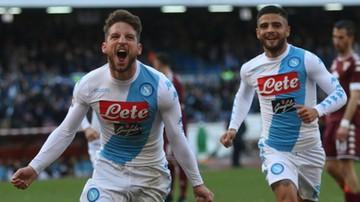 2016-12-18 Serie A: Napoli znalazło następcę Milika? Cztery gole Mertensa!