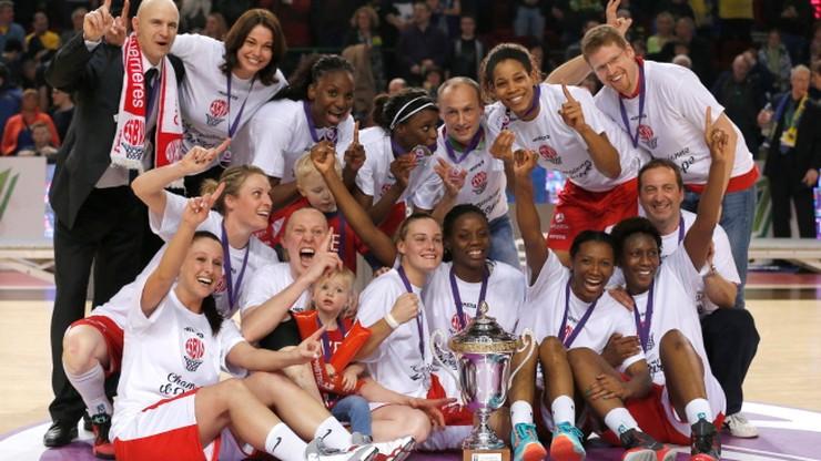 Puchar Europy dla koszykarek Villeneuve d'Ascq