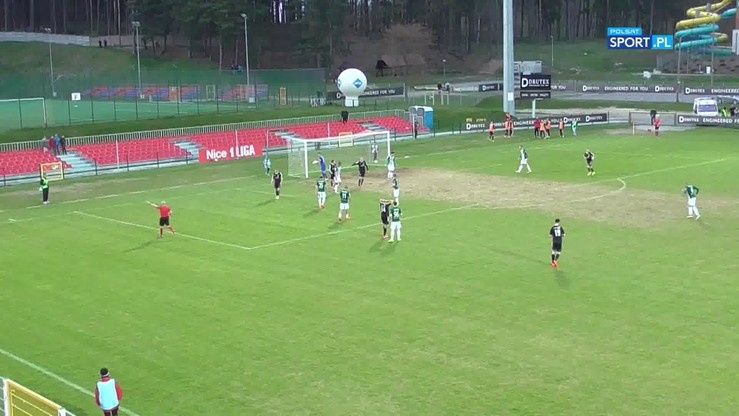 2017-05-01 Drutex-Bytovia - Olimpia Grudziądz 0:0. Skrót meczu